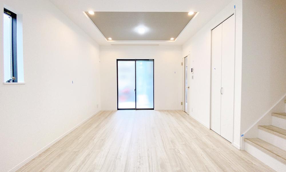 大東市平野屋2丁目にハウジングギャラリーの新築一戸建て堂々分譲3