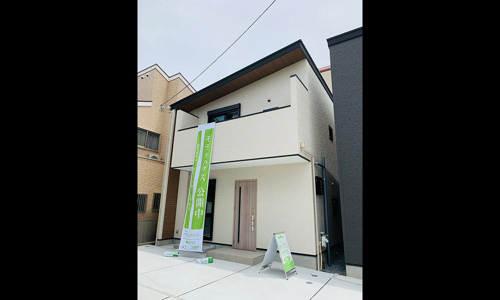八尾市小畑町にハウジングギャラリーの新築一戸建て堂々分譲1