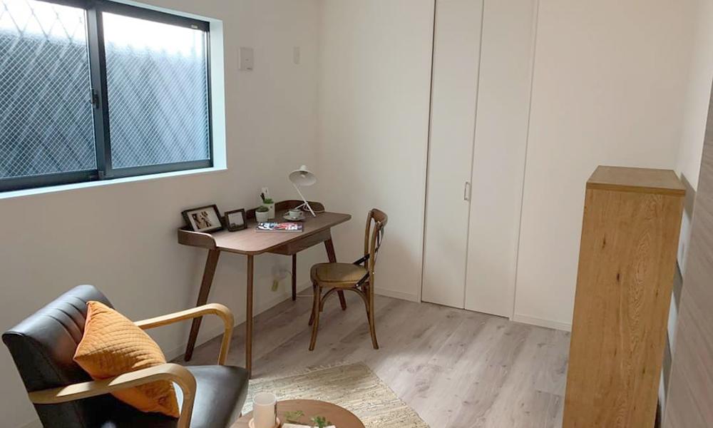 大阪市旭区清水1丁目にハウジングギャラリーの新築一戸建て堂々分譲8
