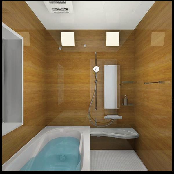 豊中市庄内西町新築バスルーム