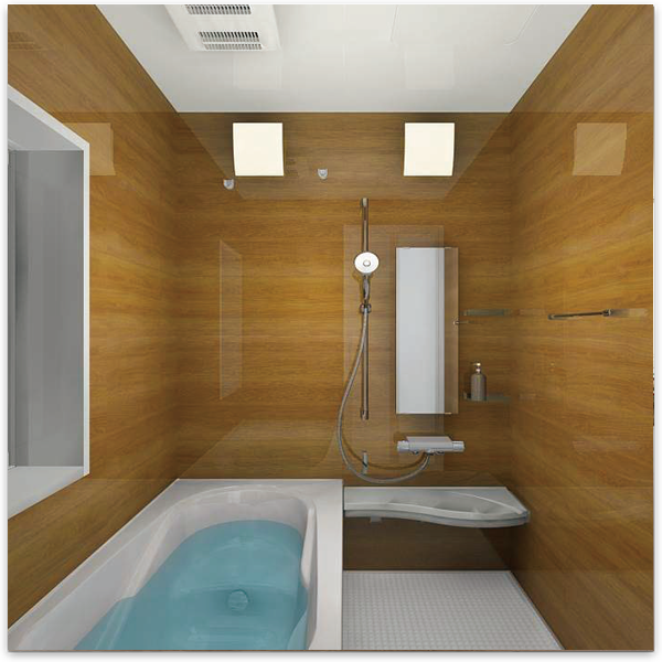尼崎市小中島1丁目新築バスルーム