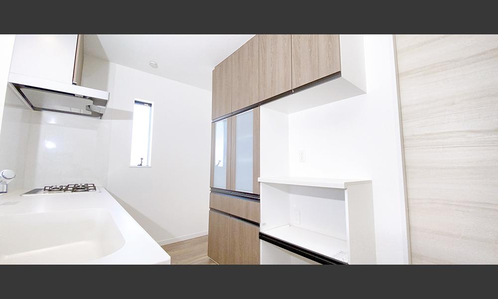 東大阪市寺前町にハウジングギャラリーの新築一戸建て堂々分譲4