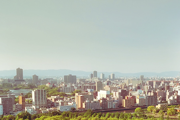 大阪市内天神橋に移転で便利